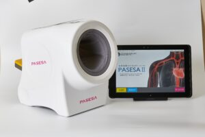 PASESAⅢの本体とタブレットpc